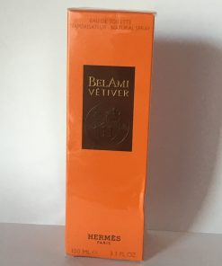 HERMES BEL AMI VETIVER 100ML EDT WODA TOALETOWA