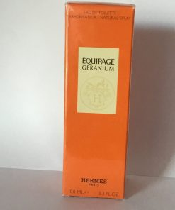 HERMES EQUIPAGE GERANIUM 100ML EDT