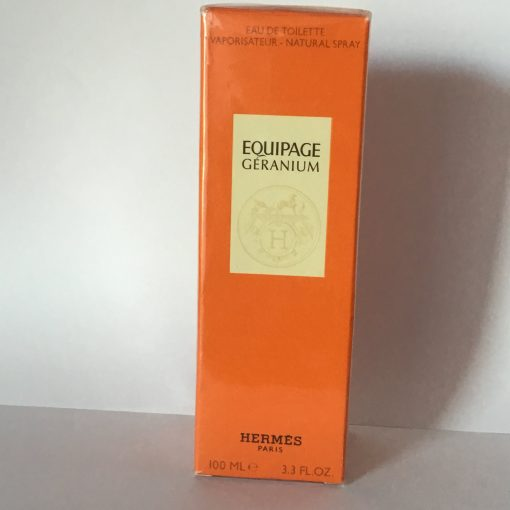 HERMES EQUIPAGE GERANIUM 100ML EDT