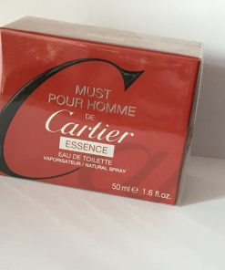 MUST DE CARTIER ESSENCE 50ML EDT
